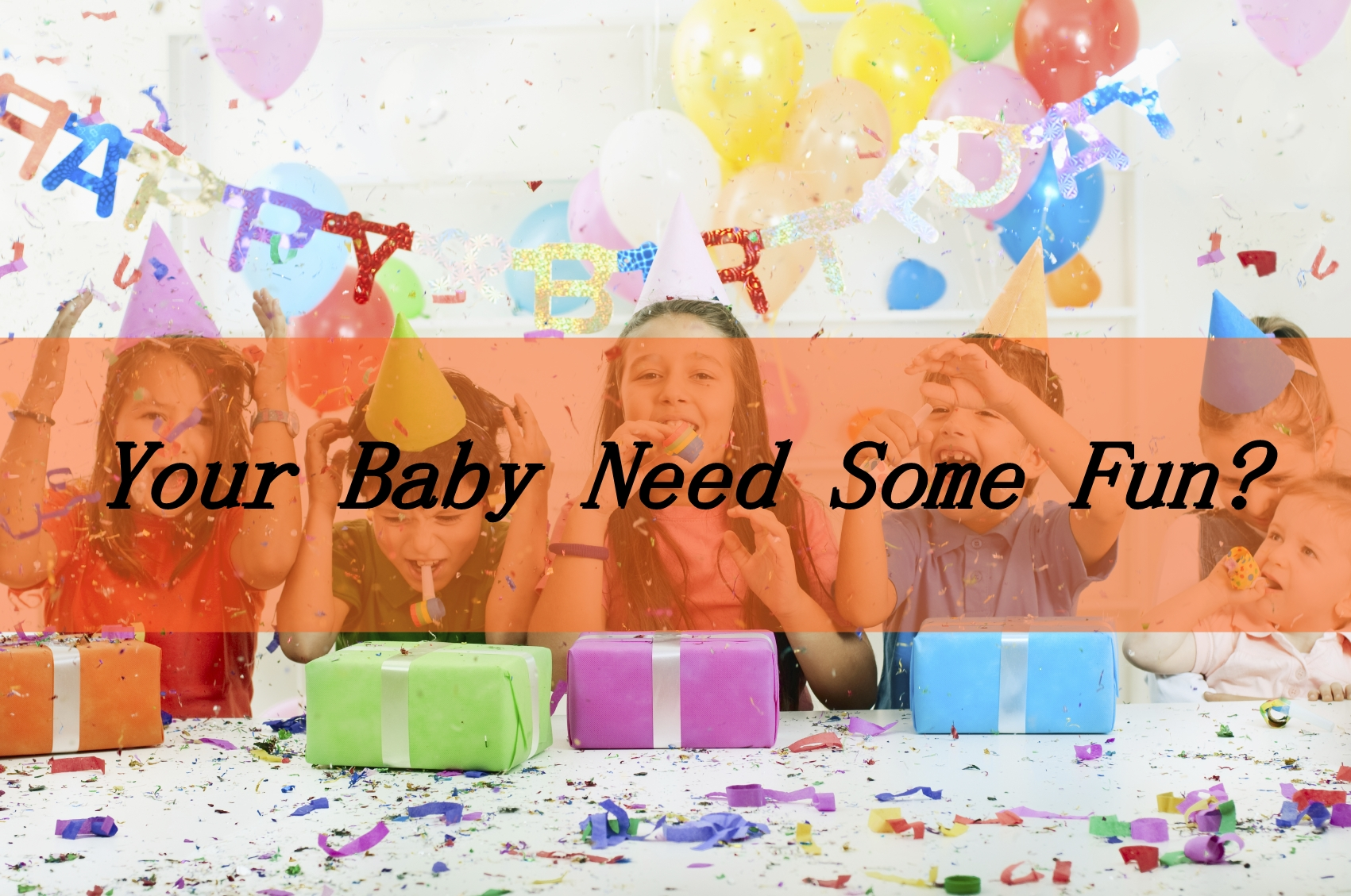 How Can I Give My Child A Party?
