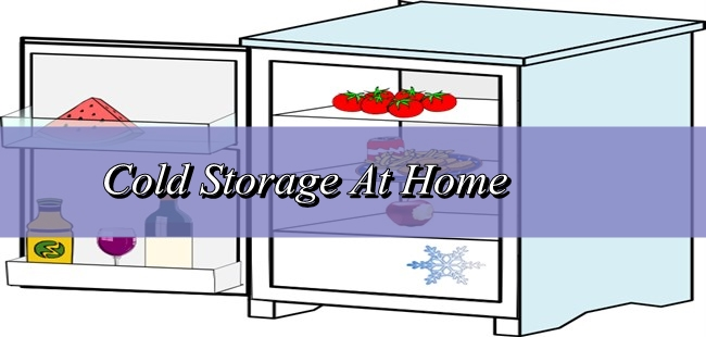 Cold Storage Tips Needed?