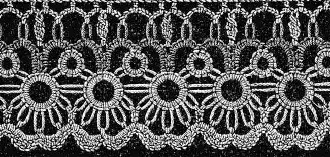 Crochet-Edgings
