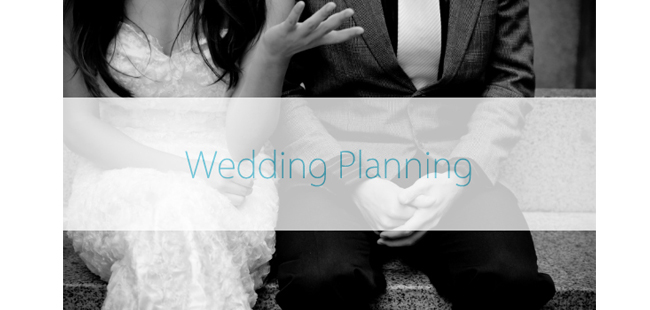 How To Organizing a wedding And Family  Events