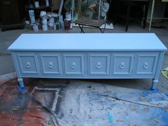 Making Furniture Ready to Paint
