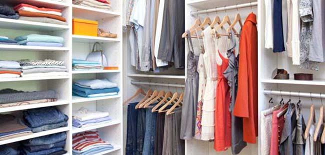 Organizing Closet Space