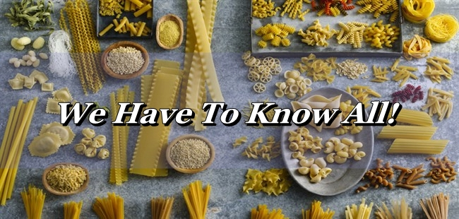 Pasta And Eggs Information You Should Know