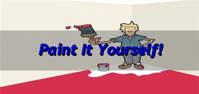 How Can I Paint My Home Without Help?