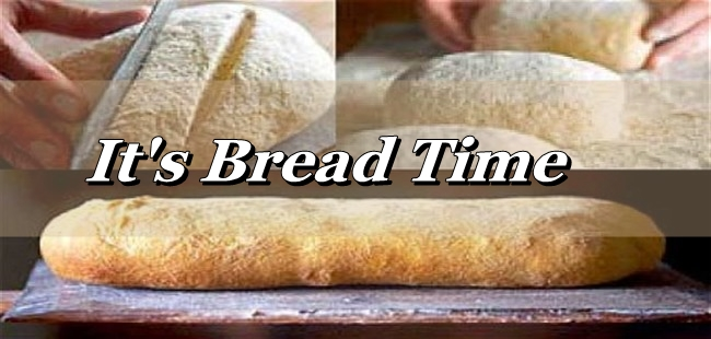 How to Make Bread At Home