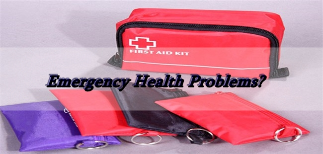 How Can I Handle Emergency Health Problems?