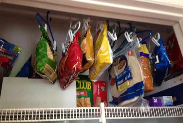 organizing kitchen pantry 1