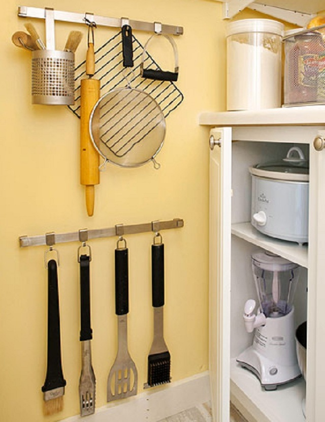 organizing kitchen pantry 2