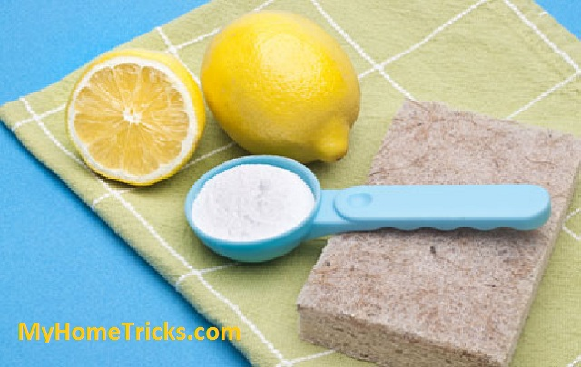 Cleaning with lemon –