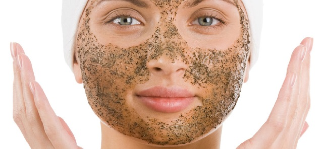 homemade peeling mask