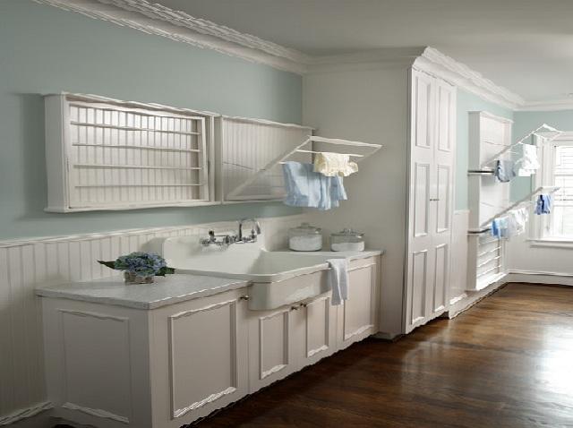 organize laundry room 2