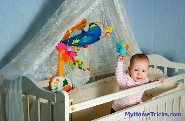 How to Clean Baby's Room