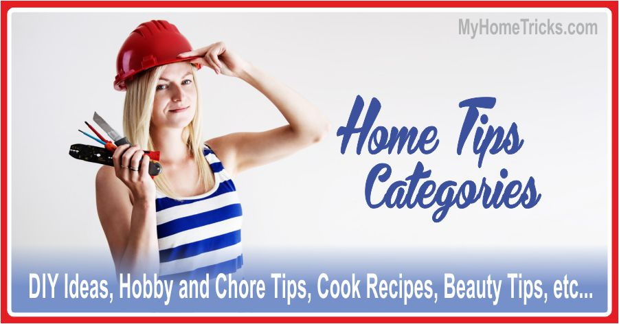 Home Tips Categories