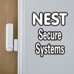 nest secure home alarm systems picture