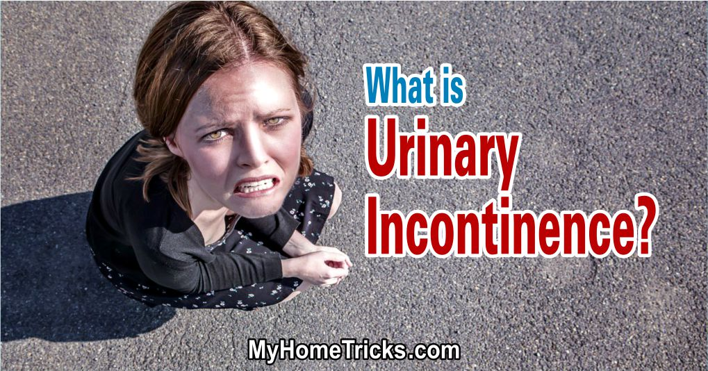 What is Urinary Incontinence? (incontinence definition)