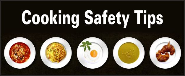 cooking safety tips 2