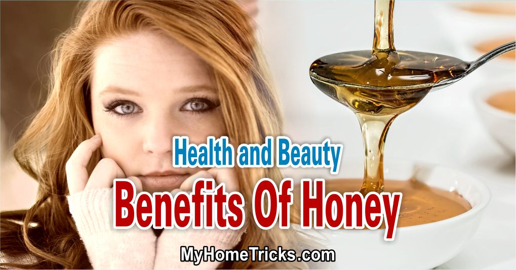 Health and Beauty Benefits of Honey 1