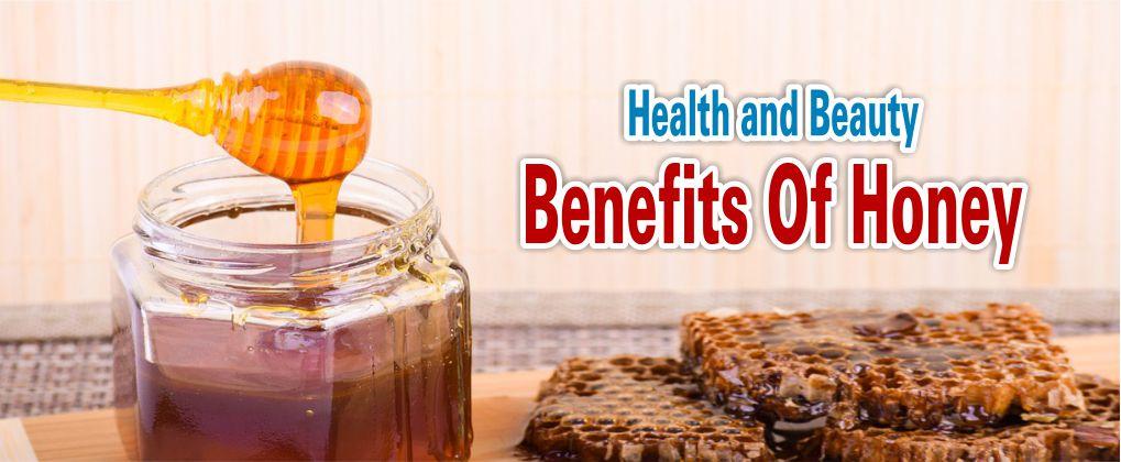 Health – Beauty Benefits of Honey 2