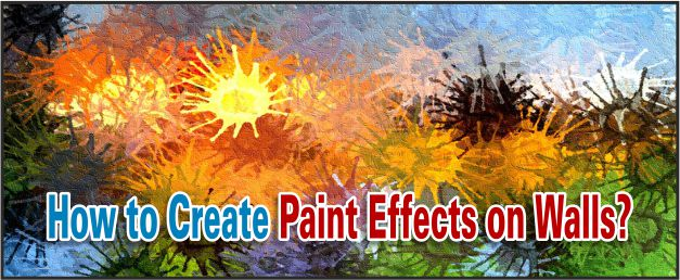 wall paint effects