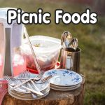 how to make nice picnic foods