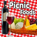 DIY picnic foods