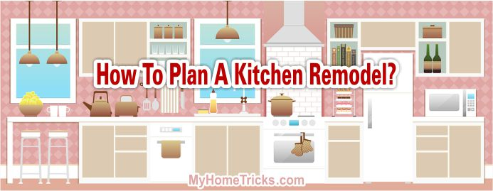 How To Plan A Kitchen Remodel 2a