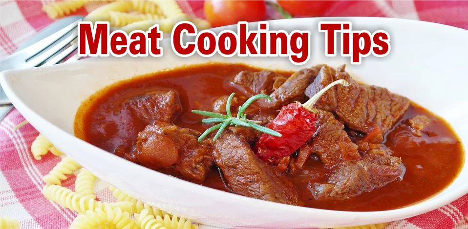 Meat Cooking Tips 2