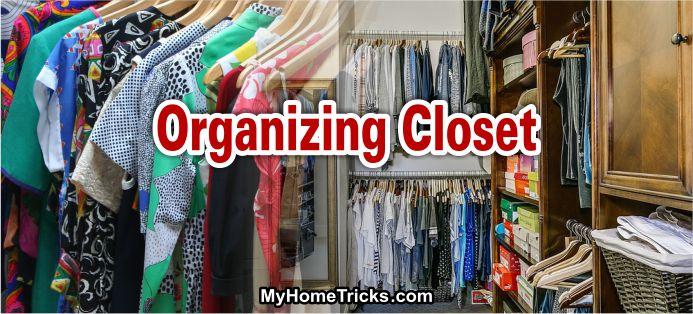 How to Organize Your Closet 2